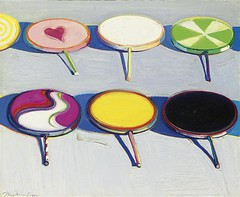 Wayne Thiebaud, Seven suckers, 1970, sold for $4,521,000 at Christie's November 12 2007