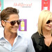 Rob Lowe + Jodie Foster @ The Hollywood Reporter Party, Cannes Film Festival 2011