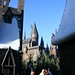 Hogwarts in the distance