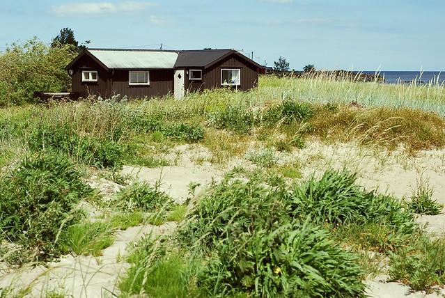 bläsinge beach house