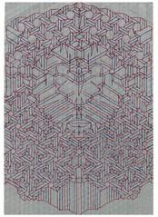 crease pattern (stuartb99) Tags: gnome origami pattern joel cooper crease tessellation
