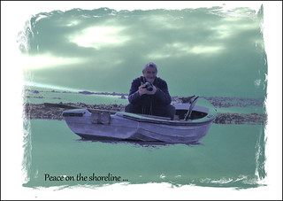 PEACE ON THE SHORELINE