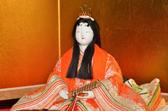 Hina Dolls, Girls' Day (雛祭り), March 3 (trphotoguy) Tags: hinadolls 雛祭り girlsday 105mmf28dmicro hinamatsuri afmicronikkor105mmf28d
