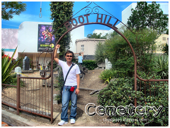 Movie World Gold Coast: Boot Hill