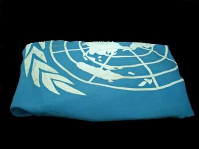 un-flag folded
