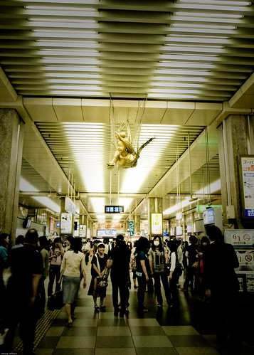 R0015236 : Flying Buddha -Osaka Stroll0523 #5-