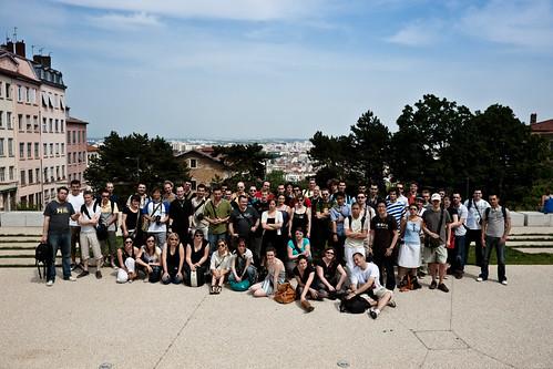 Lense Party  Lyon - Photo de groupe by Rémi