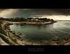 Cala Roques Daurades :: No HDR (Salva Mira) Tags: sea storm rain clouds mar lluvia pano delta catalonia nubes tormenta catalunya cala tarragona nwn núvols panorámica lametllademar deltadelebre panoràmica deltadelebro plutja ametllademar tronada salvamira yourwonderland