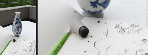 China ink