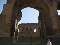 Rome, 2009 921 (shiv5468) Tags: baths caracalla rome2009