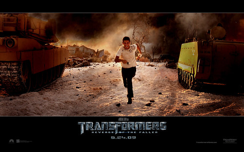 Wallpaper Transformers 2 Sam Witwicky