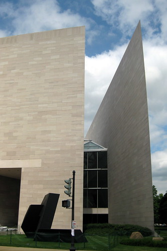 Washington DC: National Gallery of Art - East Building