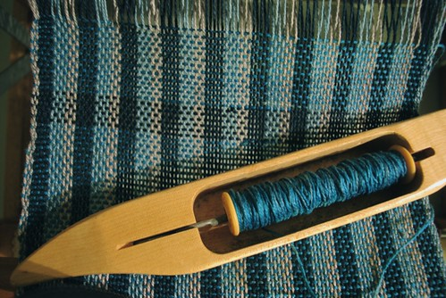 Weaving Progress: Week Three