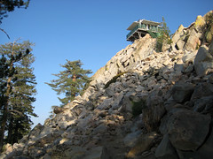 Butler Peak Lookout (Chazz Layne) Tags: california bear forest big san peak lookout national butler bernardino