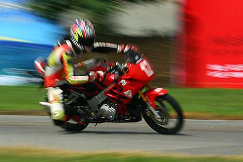 2009年亚洲杯公路摩托车锦标赛西安站