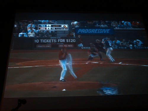 MLB.TV on Boxee
