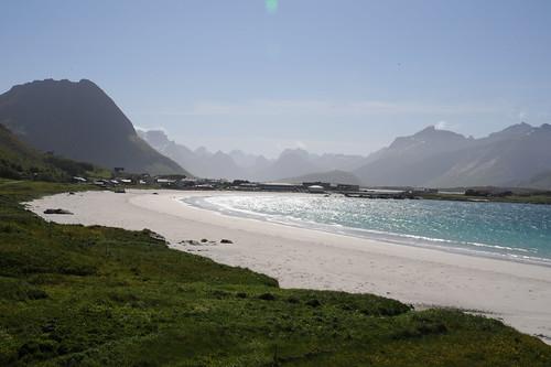 綺麗な砂浜!