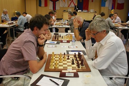 Alan Ronsenbeiger (JCI) vs Patrick Van Hoolandt (MNC)