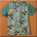 Under The Sea 2pc Short Set