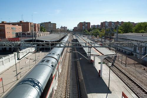 El puente de la estación (IV)