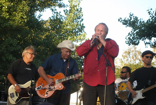 Phil Alvin & Rev. Horton Heat with Los Lobos