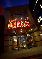 Arena Grand Movie Theatre