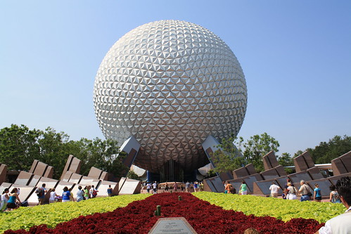 Disney World trip - day 4 - Epcot
