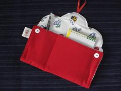 Porta Recados (Martita Catita) Tags: handmade sewing craft tecidos stoffa costura portarecados botoes fattoamano bloccoappunti martitacatita