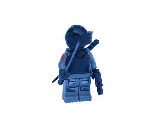 Snake Eyes custom minifig