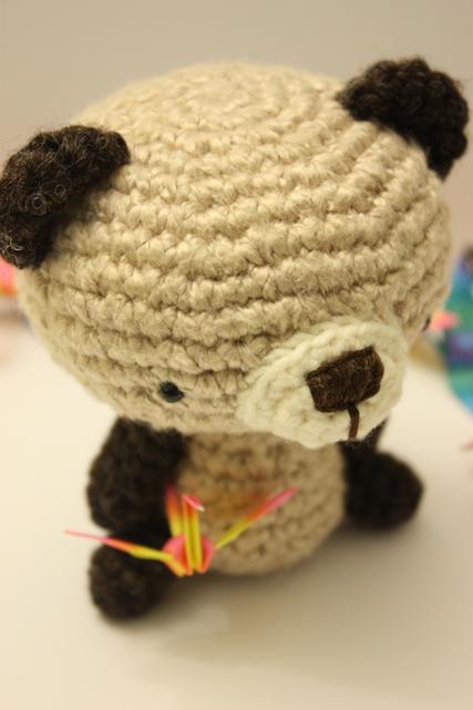 Mushroom Bear - 02