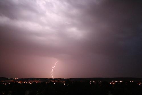 Jour d'orage