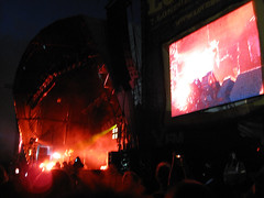 Lovebox Weekender (russelljsmith) Tags: uk friends england music london festival fun fire concert victoriapark europe gig drinks disaster drunks emotions 2009 actions lovebox damages loveboxweekender 77285mm loveboxweekender2009 lovebox2009 lastfm:event=861454