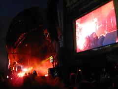 Lovebox Weekender (russelljsmith) Tags: uk friends england music london festival fun fire concert victoriapark europe gig drinks disaster drunks emotions 2009 actions lovebox damages loveboxweekender 77285mm loveboxweekender2009 lovebox2009 lastfm:event=861454