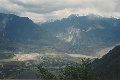 Tiger Leaping Gorge, Daju, 1994