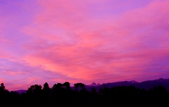 Sunset Grand Tetons (JohnMiller Photography) Tags: grandtetons potofgold aplusphoto
