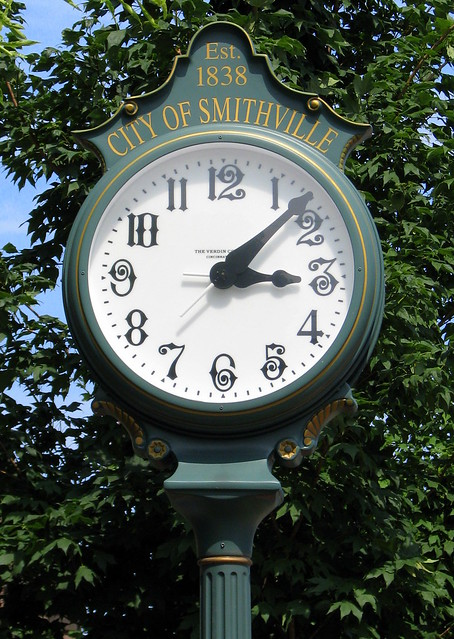 Smithville Clock