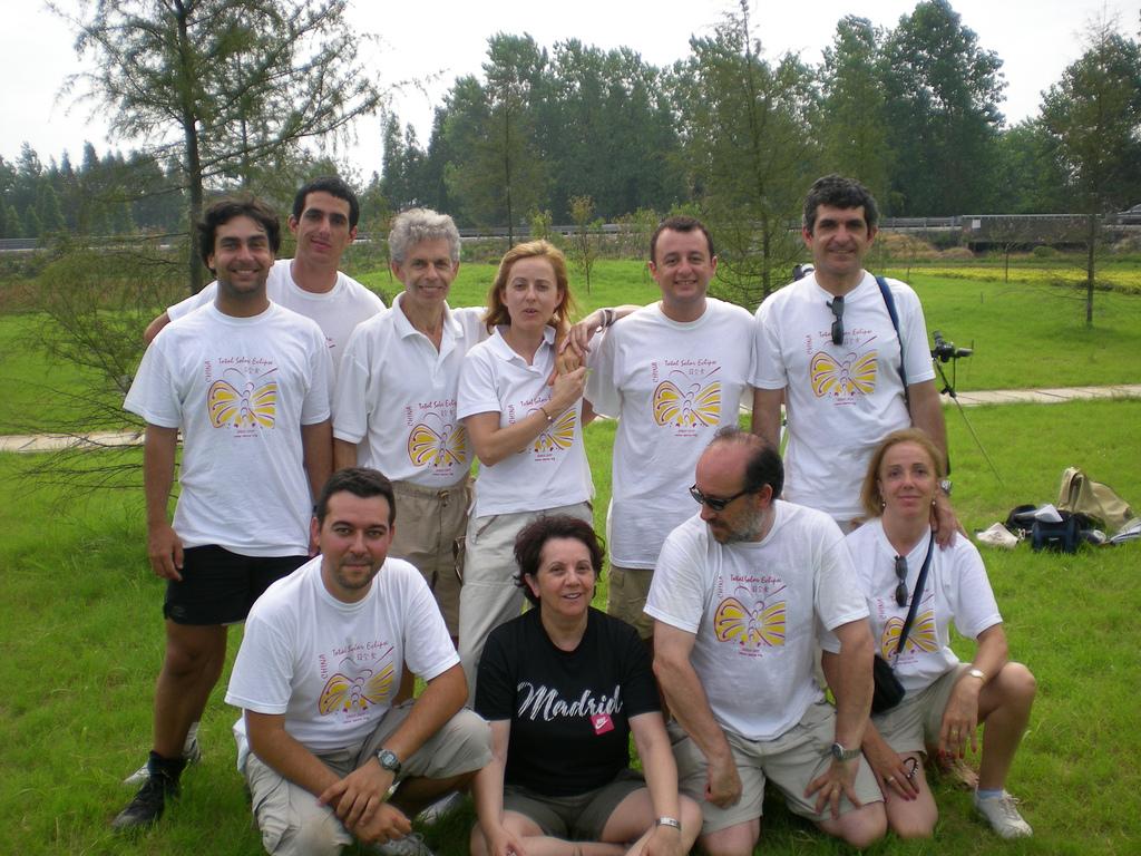 grupo de expedicionarios eclipse 2009