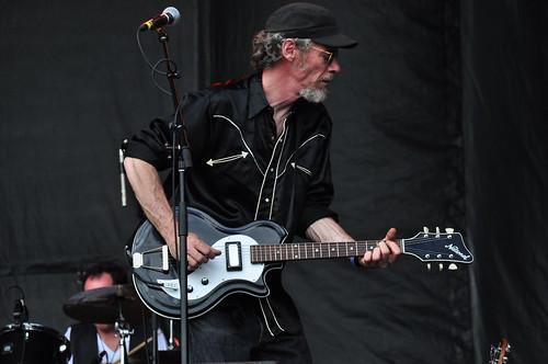 Paul Reddick at Ottawa Bluesfest 2009