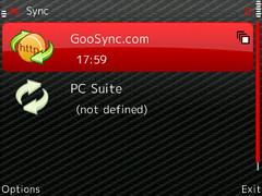 Nokia GooSync