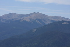 Wheeler Peak (NM) close-up
