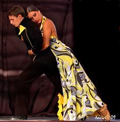 CALAITAS (Xavivi.) Tags: espaa dance spain andalucia nikond50 baile flamenco mlaga duende xavivi calaitas feria2009 peaparquemediterraneo