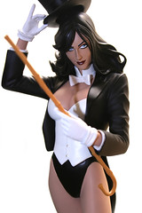 Zatanna Cover Girls - Adam Hughes (Blacksmith ) Tags: sexy statue figure ah adamhughes zatanna covergirls dcdirect