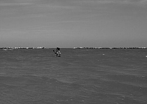 Quattro passi .. in mezzo al mare