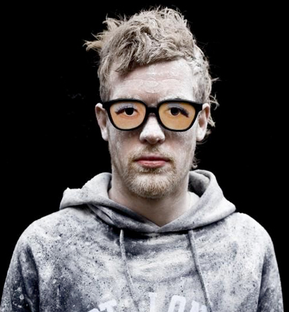 Download Rusko's Mini Mix here!
