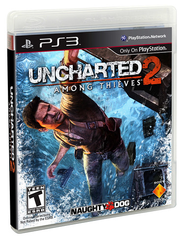 UNCHARTED 2: Among Thieves Box!