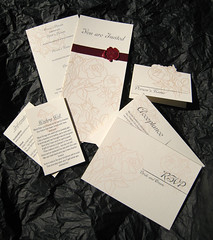 Wedding Stationary - Full Set