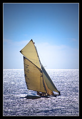 Tuiga 100 years (ESEA Photo) Tags: old blue classic boats marine monaco sail yachts classicyacht esea tuiga cooliris edwincollingridge eseaphoto