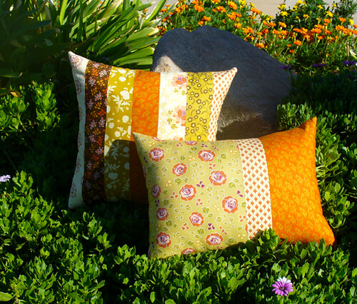 South Hampton Decorative Pillows