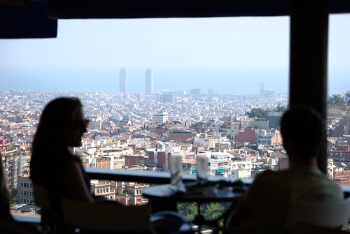 Bar with a view 1