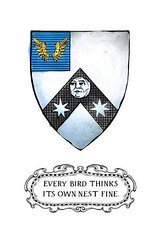 Magpie's Coat-of-Arms